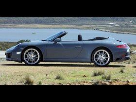 Ver foto 4 de Porsche 911 Carrera Cabriolet 991 Australia 2016