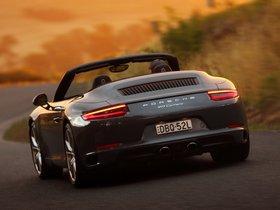 Ver foto 3 de Porsche 911 Carrera Cabriolet 991 Australia 2016