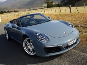 Ver foto 2 de Porsche 911 Carrera Cabriolet 991 Australia 2016