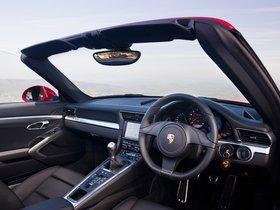 Ver foto 8 de Porsche 911 Carrera Cabriolet 991 UK 2011