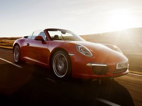 Ver foto 6 de Porsche 911 Carrera Cabriolet 991 UK 2011