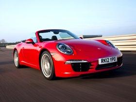 Ver foto 4 de Porsche 911 Carrera Cabriolet 991 UK 2011