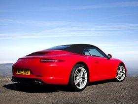 Ver foto 2 de Porsche 911 Carrera Cabriolet 991 UK 2011
