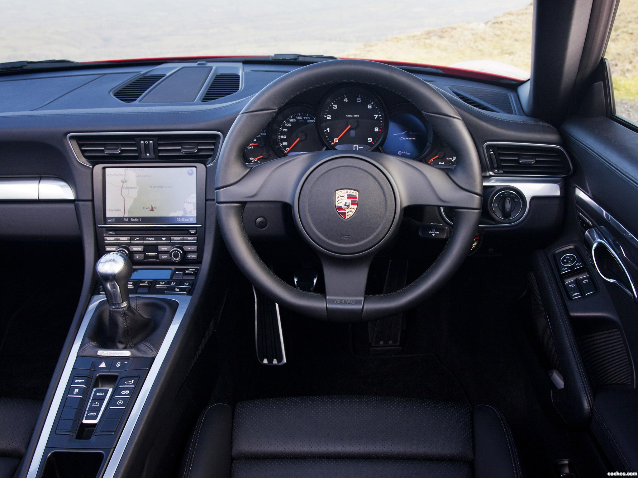 Foto 8 de Porsche 911 Carrera Cabriolet 991 UK 2011