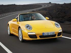 Fotos de Porsche 911 Carrera Cabriolet 997 2008