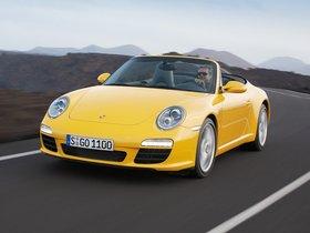 Ver foto 6 de Porsche 911 Carrera Cabriolet 997 2008