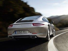 Ver foto 10 de Porsche 911 Carrera Coupe 2011