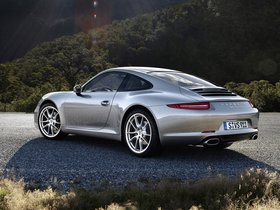 Ver foto 9 de Porsche 911 Carrera Coupe 2011