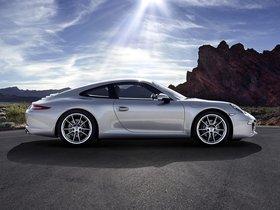 Ver foto 8 de Porsche 911 Carrera Coupe 2011