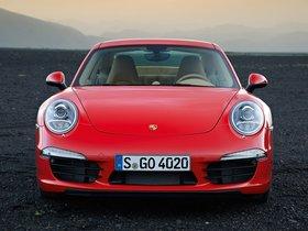 Ver foto 24 de Porsche 911 Carrera Coupe 2011