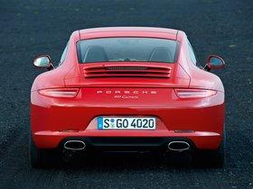 Ver foto 23 de Porsche 911 Carrera Coupe 2011