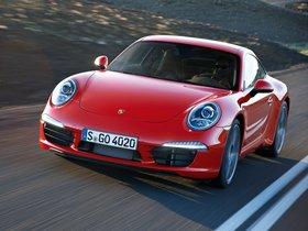 Ver foto 21 de Porsche 911 Carrera Coupe 2011