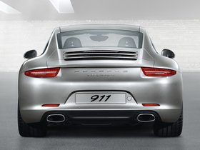 Ver foto 20 de Porsche 911 Carrera Coupe 2011