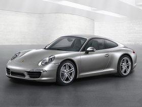 Ver foto 17 de Porsche 911 Carrera Coupe 2011