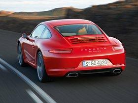 Ver foto 15 de Porsche 911 Carrera Coupe 2011