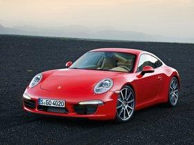 Ver foto 14 de Porsche 911 Carrera Coupe 2011
