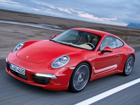 Ver foto 2 de Porsche 911 Carrera Coupe 2011