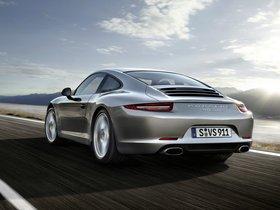 Ver foto 12 de Porsche 911 Carrera Coupe 2011