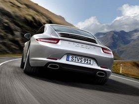 Ver foto 11 de Porsche 911 Carrera Coupe 2011