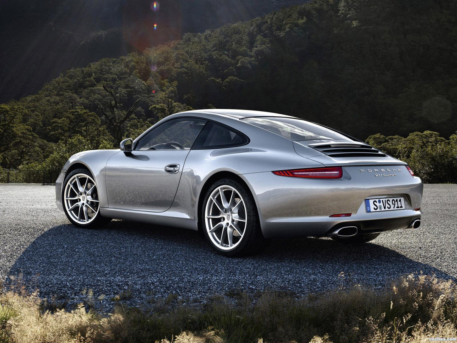 Foto 8 de Porsche 911 Carrera Coupe 2011