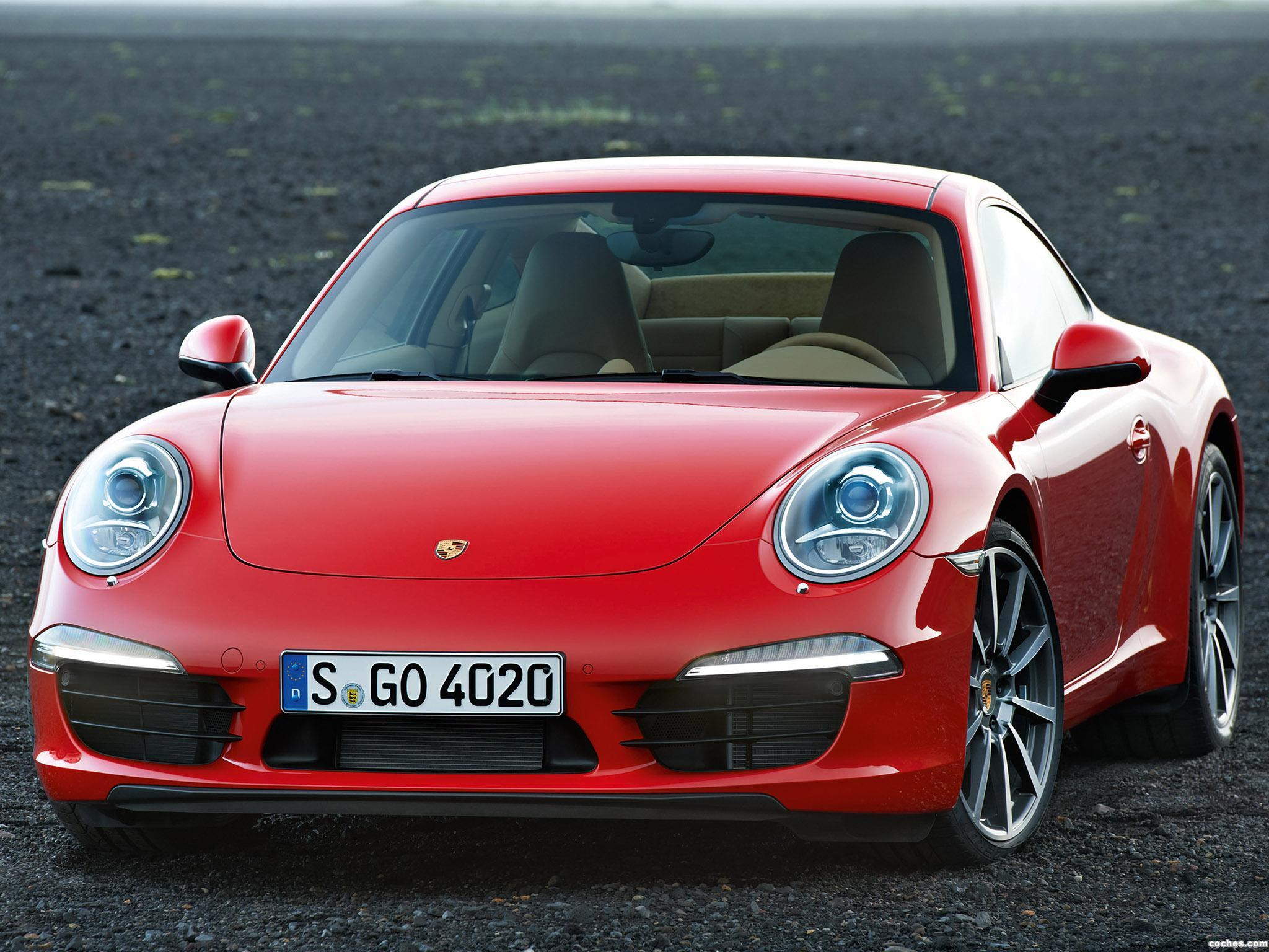 Foto 0 de Porsche 911 Carrera Coupe 2011