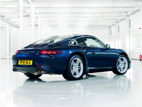 Ver foto 4 de Porsche 911 Carrera Coupe 991 UK 2011