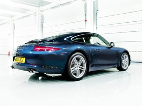 Ver foto 2 de Porsche 911 Carrera Coupe 991 UK 2011