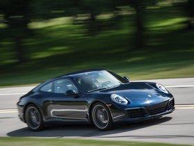 Ver foto 7 de Porsche 911 Carrera Coupe 991 USA 2016