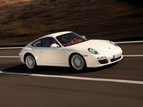 Ver foto 3 de Porsche 911 Carrera Coupe 997 2008