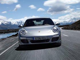 Ver foto 2 de Porsche 911 Carrera Coupe 997 2008