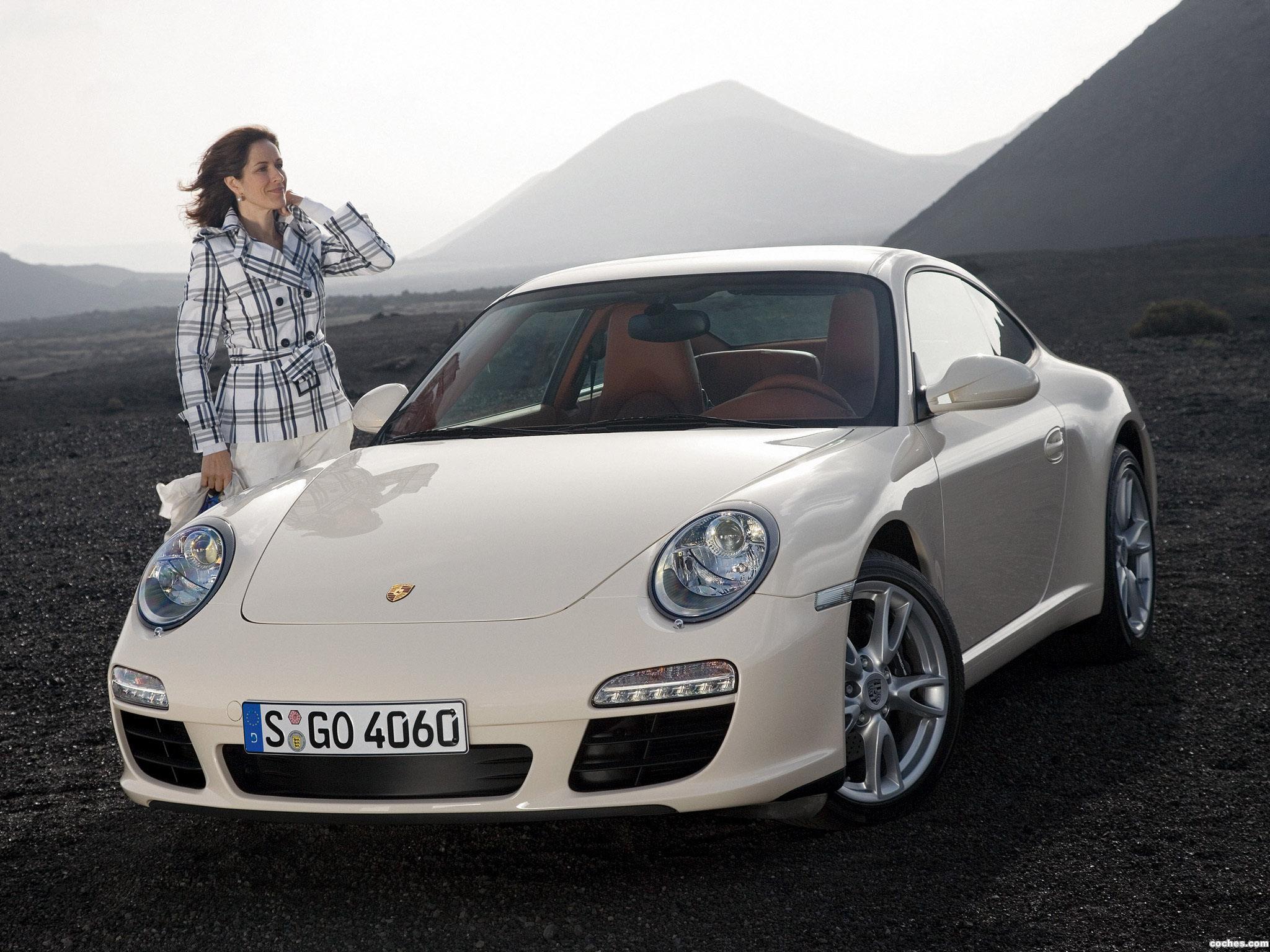 Foto 0 de Porsche 911 Carrera Coupe 997 2008