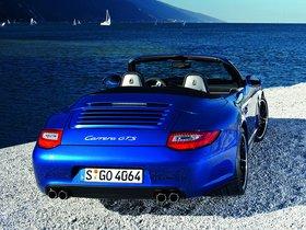 Ver foto 2 de Porsche 911 Carrera GTS Cabriolet 2010