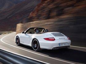Ver foto 12 de Porsche 911 Carrera GTS Cabriolet 2010