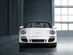 Ver foto 11 de Porsche 911 Carrera GTS Cabriolet 2010