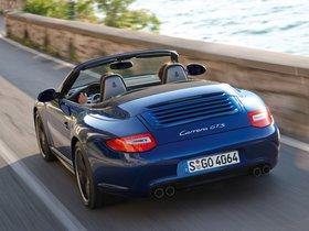 Ver foto 10 de Porsche 911 Carrera GTS Cabriolet 2010