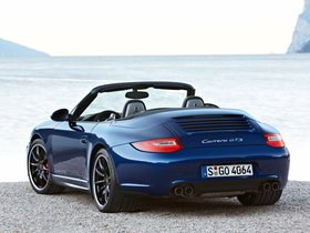 Ver foto 9 de Porsche 911 Carrera GTS Cabriolet 2010