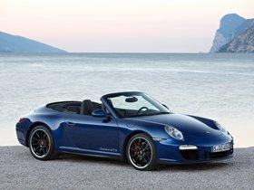 Ver foto 8 de Porsche 911 Carrera GTS Cabriolet 2010