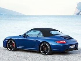 Ver foto 7 de Porsche 911 Carrera GTS Cabriolet 2010