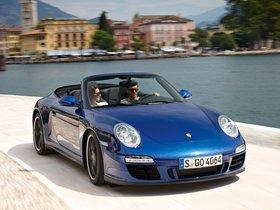 Ver foto 3 de Porsche 911 Carrera GTS Cabriolet 2010