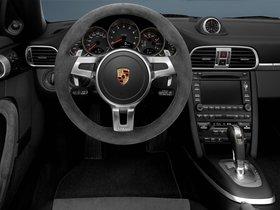 Ver foto 20 de Porsche 911 Carrera GTS Cabriolet 2010