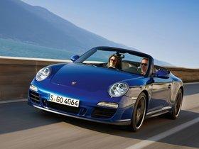 Ver foto 19 de Porsche 911 Carrera GTS Cabriolet 2010