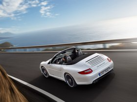 Ver foto 18 de Porsche 911 Carrera GTS Cabriolet 2010