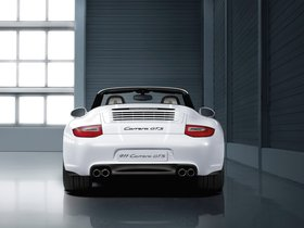 Ver foto 17 de Porsche 911 Carrera GTS Cabriolet 2010