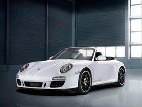 Ver foto 16 de Porsche 911 Carrera GTS Cabriolet 2010