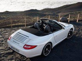 Ver foto 14 de Porsche 911 Carrera GTS Cabriolet 2010