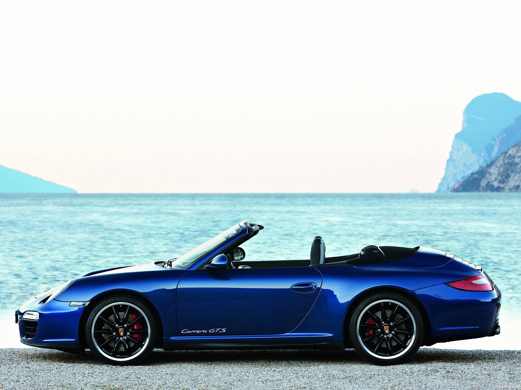 Foto 0 de Porsche 911 Carrera GTS Cabriolet 2010