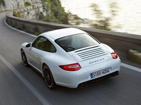 Ver foto 5 de Porsche 911 Carrera GTS Coupe 2010