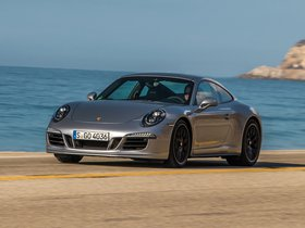 Ver foto 9 de Porsche 911 Carrera GTS Coupe 991 2015