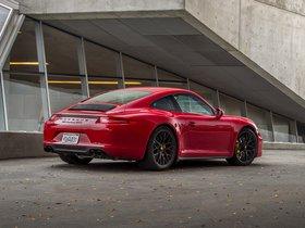 Ver foto 5 de Porsche 911 Carrera GTS Coupe 991 2015