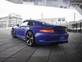 Ver foto 3 de Porsche 911 Carrera GTS Coupe Club 60 Years 991 2015